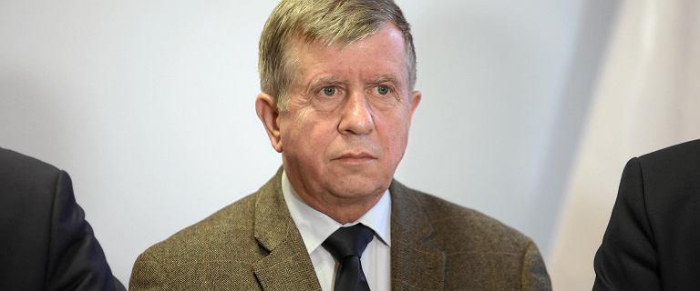 Poseł PiS zakażony koronawirusem. WP: To on widział się z Kaczyńskim