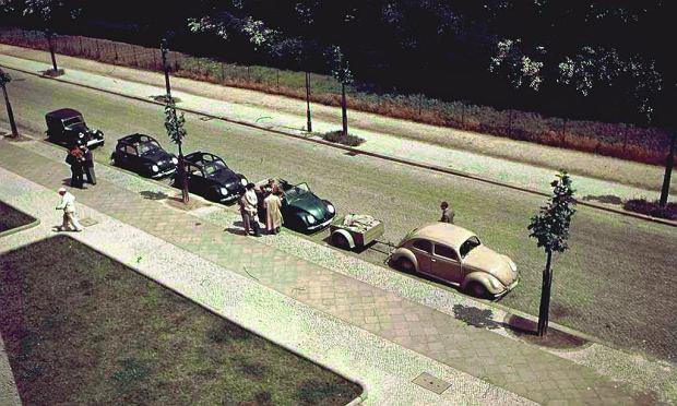 Pierwsze Volkswageny KdF
