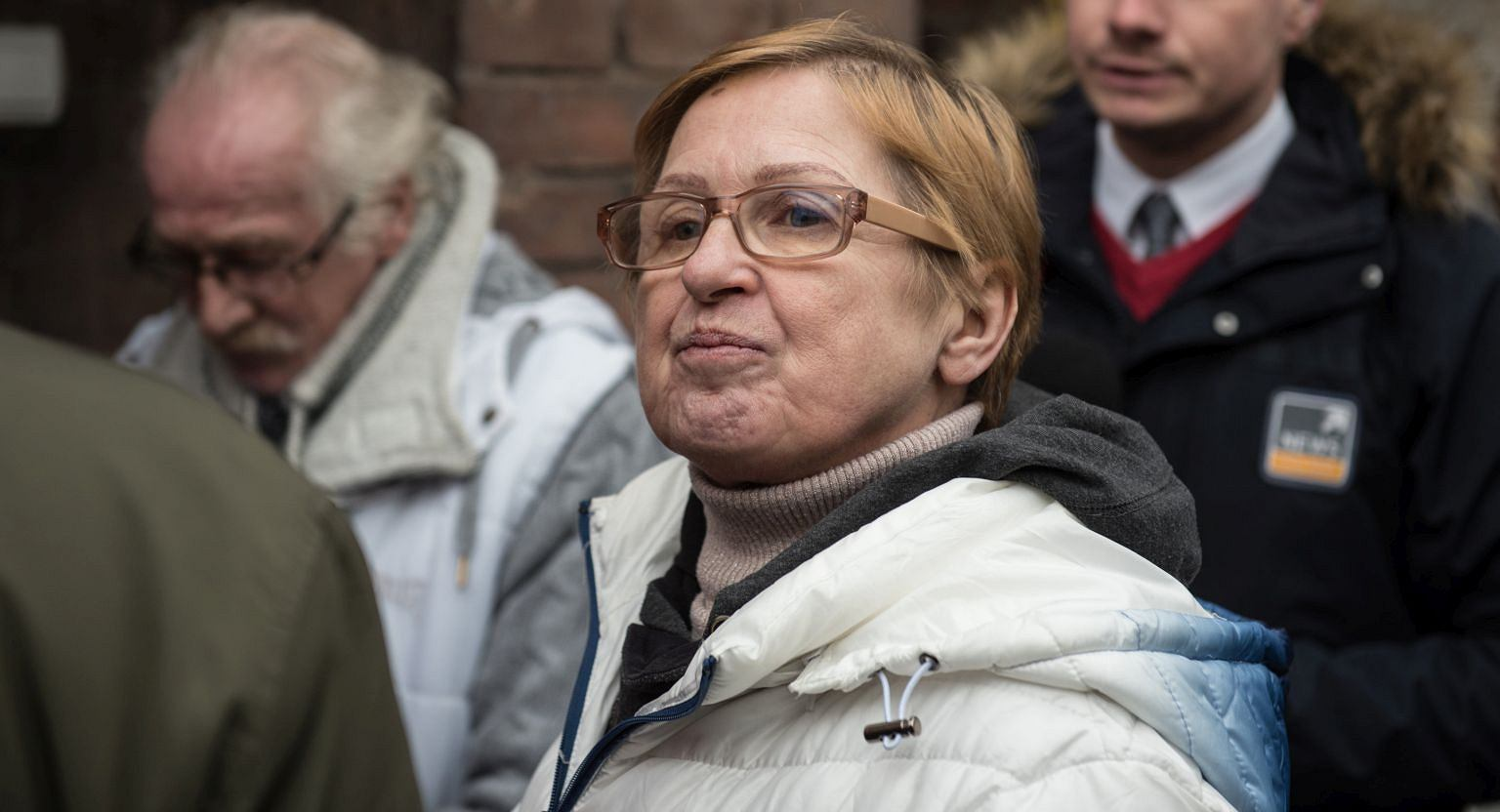 Teresa Klemańska, mama Tomasza Komendy