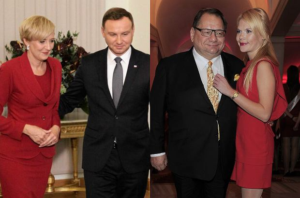 Zdjęcie numer 0 w galerii - Agatę Dudę zna każdy, wybranka Ryszarda Kalisza ma 30 lat, a jak wyglądają żony innych polityków?