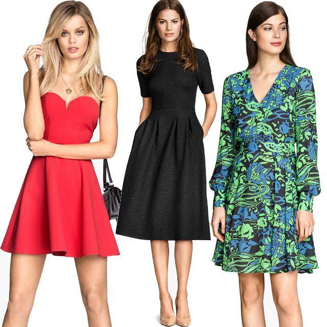 Wiosna w H&M: zobacz sukienki z nowej kolekcji