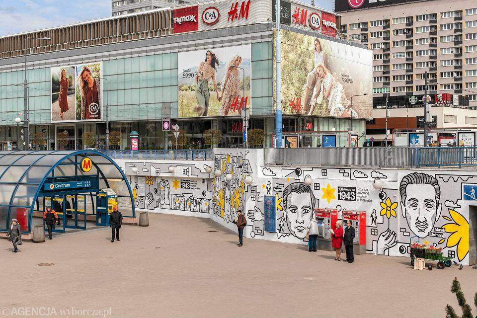 Zdjęcie numer 26 w galerii - Rocznica powstania w getcie warszawskim. Żonkil oznacza pamięć