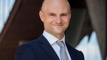 Dariusz Mazurkiewicz, prezes Polskiego Standardu Płatności - operatora BLIK