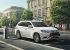 SUV tradycyjny czy hybrydowy? Porównujemy wcielenia Mitsubishi Outlandera