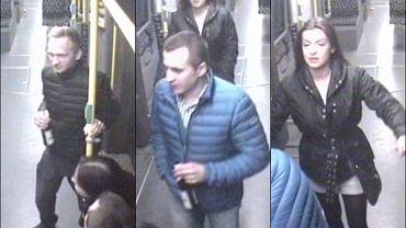 Obraz z kamery w tramwaju