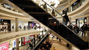 Centrum handlowe w Krakowie