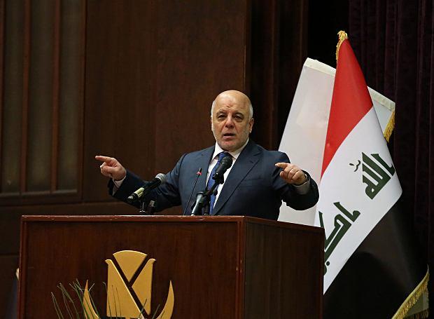 Irak ogłosił koniec wojny z Państwem Islamskim