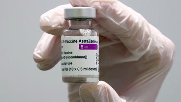 Szczepionka firmy AstraZeneca