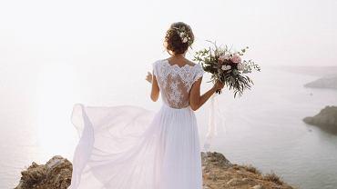 Suknia ślubna do figury - jak dobrać kreację na ten wyjątkowy dzień? Zdjęcie ilustracyjne