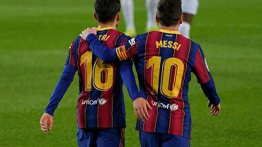 Leo Messi se bucură din nou de jocul său cu Barcelona