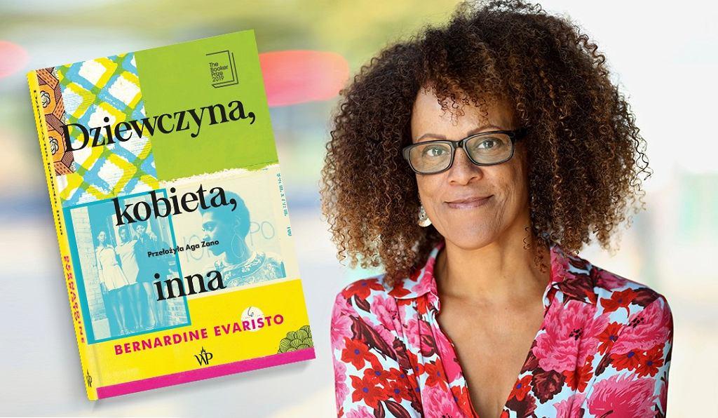 Autorka książki 'Dziewczyna, kobieta, inna' - Bernardine Evaristo