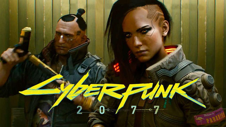 CD Projekt zaprezentował oficjalny gameplay Cyberpunka 2077