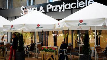 Restauracja Sowa i Przyjaciele w Warszawie, 16 sierpnia 2014