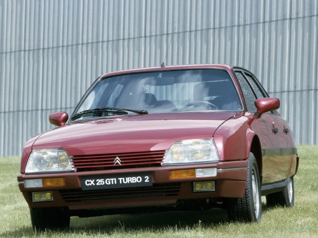 Citroen CX 25 GTI TURBO 2