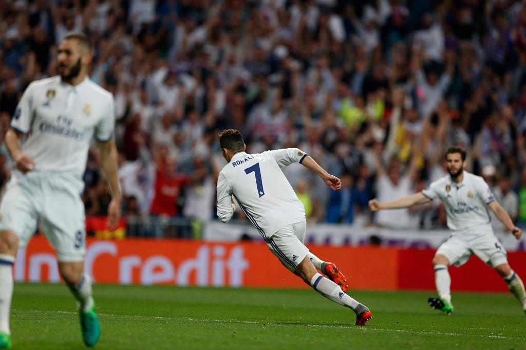 Cristiano Ronaldo rozbija Atletico