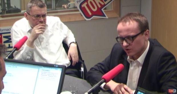 Marcin Piasecki i Bartłomiej Radziejewski w