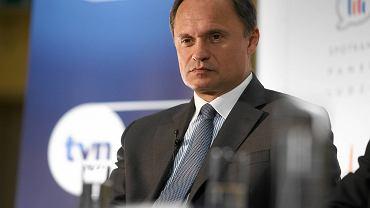 Leszek Czarnecki, główny udziałowiec Getin Noble Banku