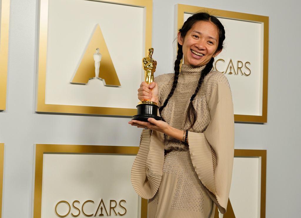 Chloé Zhao drugą w historii kobietą z Oscarem za reżyserię