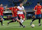 Trener Hiszpanii zapisał wynik meczu z Polską przed meczem. Niewiele się pomylił