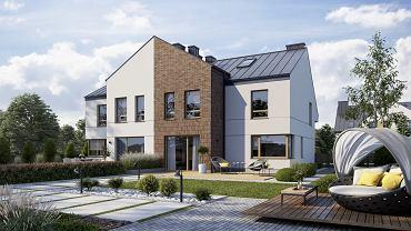 Wizualizacja inwestycji 'Grand House Premium'