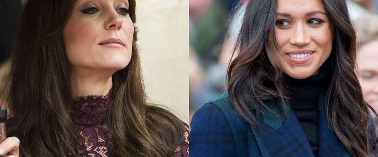 Księżna Kate i Meghan Markle pokłóciły się o rajstopy? Sam Pałac Buckingham zabrał głos i wydał w tej sprawie oświadczenie