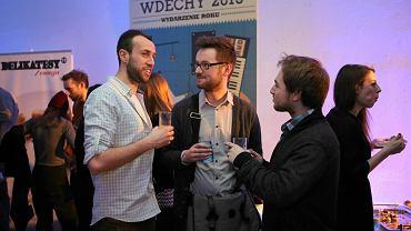 Rozdanie Wdech 2013 w Teatrze Studio