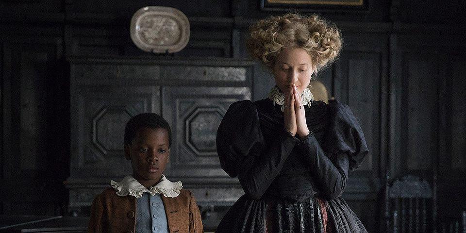 Kadr z filmu 'Angelo'