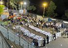Wybuch paniki podczas żydowskiego święta w Izraelu. Nie żyją 44 osoby