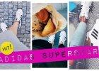 Adidas superstar superstary all black całe czarne czarny tumblr basic style pale
