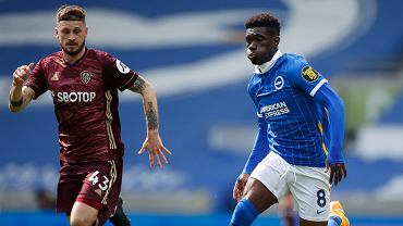 Mateusz Klich krytykowany po meczu z Brighton
