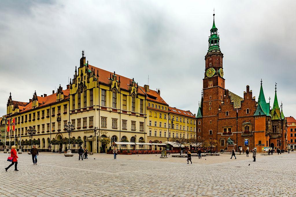 Ciekawe miejsca we Wrocławiu: stare miasto