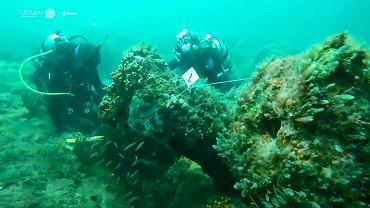 Nurkowie znaleźli wraki dwóch statków i szczątki latarni morskiej u wybrzeży Meksyku