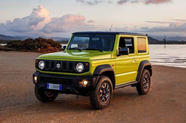 Nowe Suzuki Jimny - cennik. Mała terenówka za 67 900 zł
