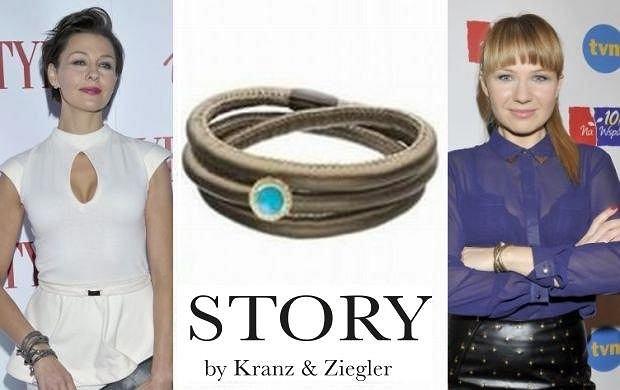 Wygraj bransoletkę STORY by Kranz & Ziegler!