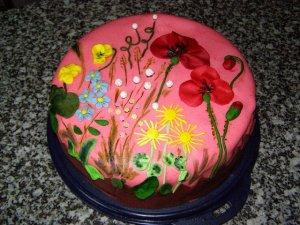 Pijany tort