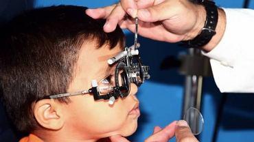 Zbyt późno leczona prowadzi do zaniku nerwu wzrokowego i utraty wzroku
