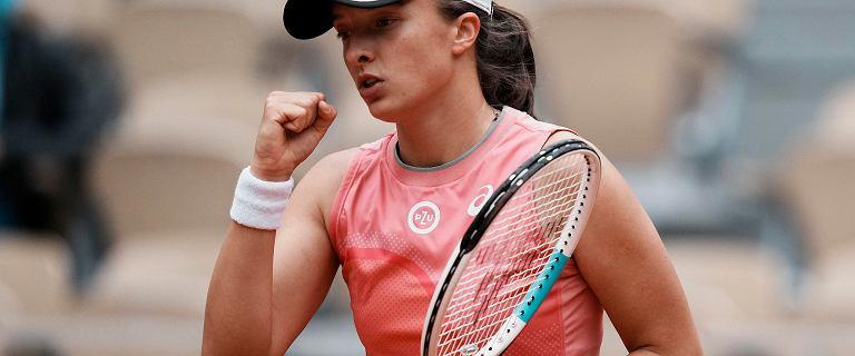 Iga Świątek w ścisłej czołówce. Najnowszy ranking WTA