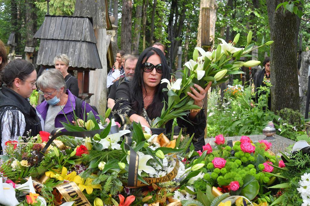 Pogrzeb Zofii Karpiel-Bułeckiej