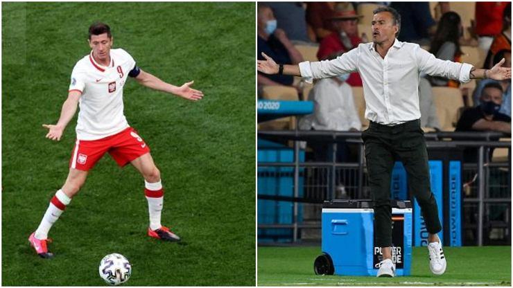 Hiszpanie obawiają się Lewandowskiego. Sami mają problem
