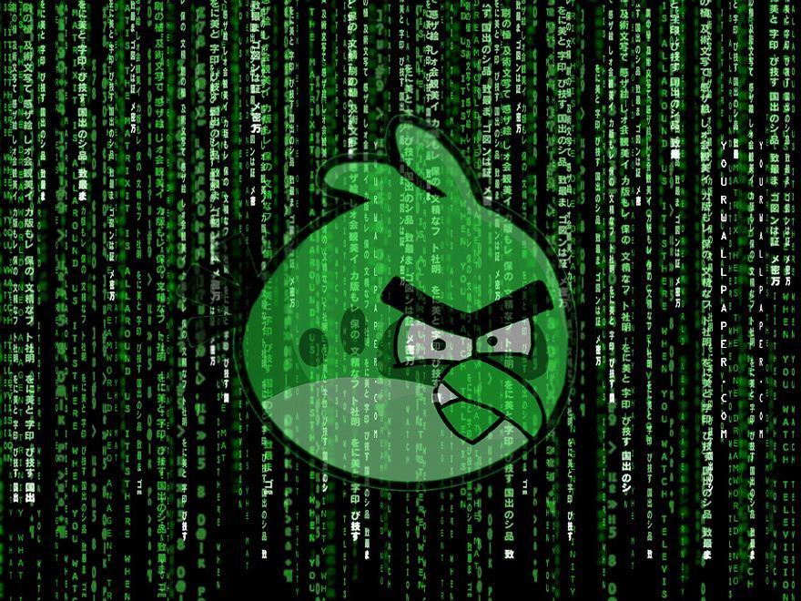 Angry Birds i Flame - napisane tym samym kodem