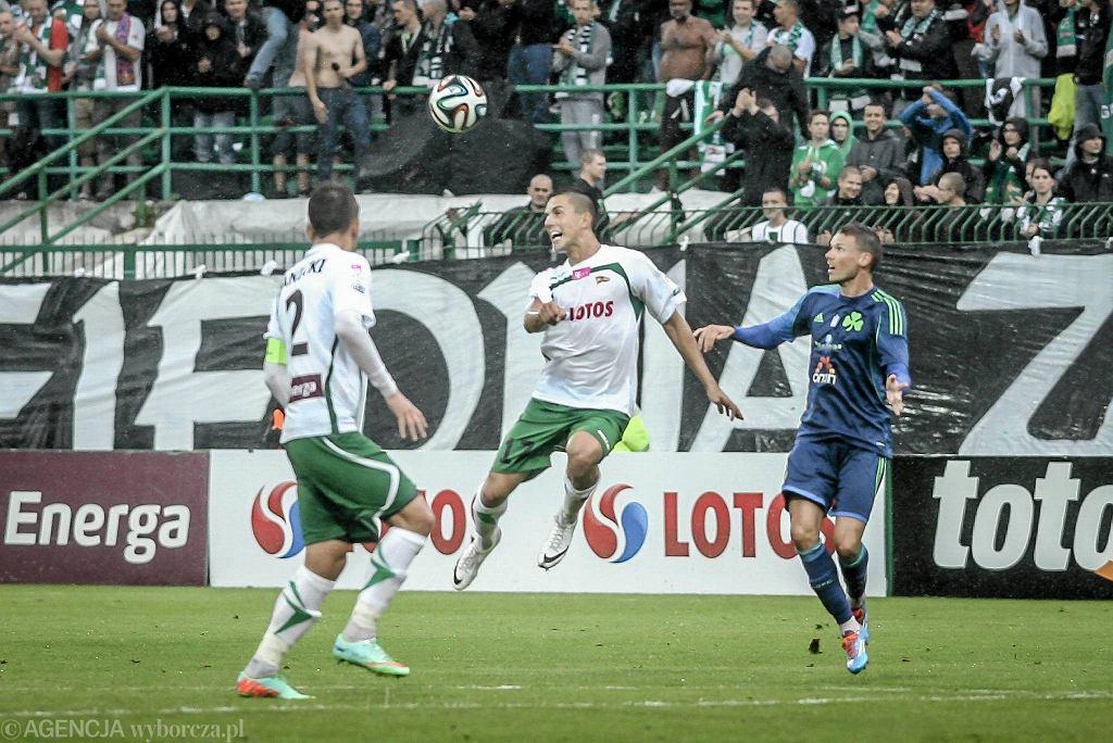 Lechia - Panathinaikos 4:0. Marcin Pietrowski