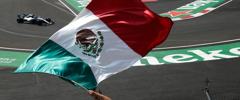 F1. GP Meksyku stoi pod znakiem zapytania