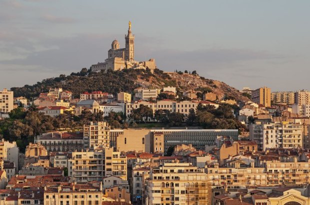 Marsylia, Francja