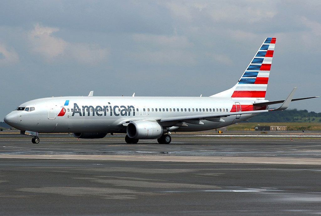 Boeing 737-800 American Airlines