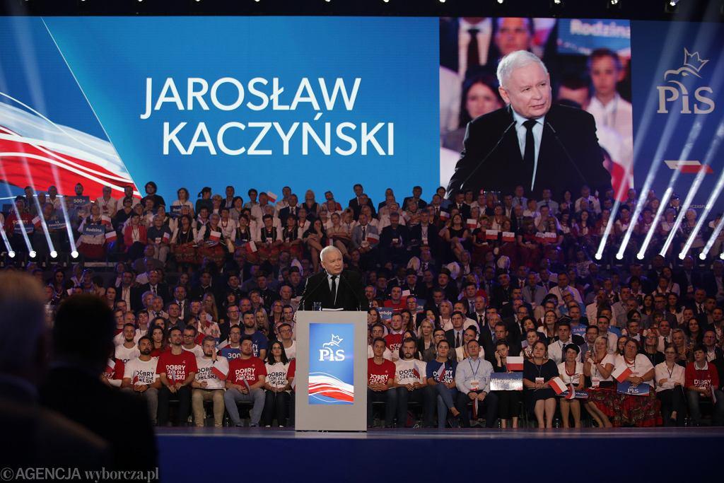 Konwencja wyborcza PiS w Lublinie