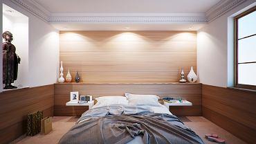 Drewno w mieszkaniu nie musi być boazerią w przedpokoju!