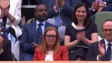 Owacja na Wimbledonie
