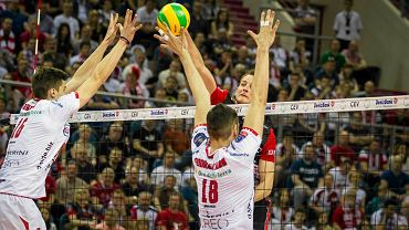 Final Four Ligi Mistrzów. Asseco Resovia - Cucine Lube Civitanova 2:3