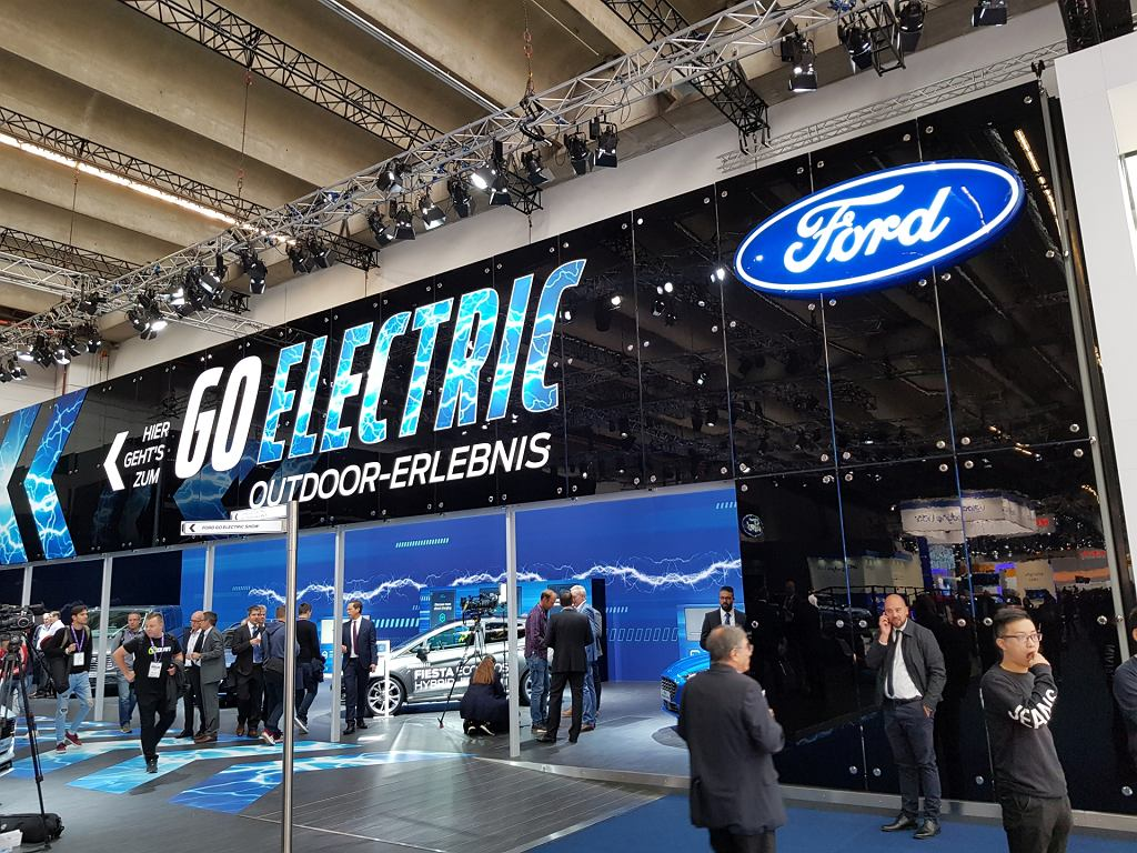 Ford we Frankfurcie 2019