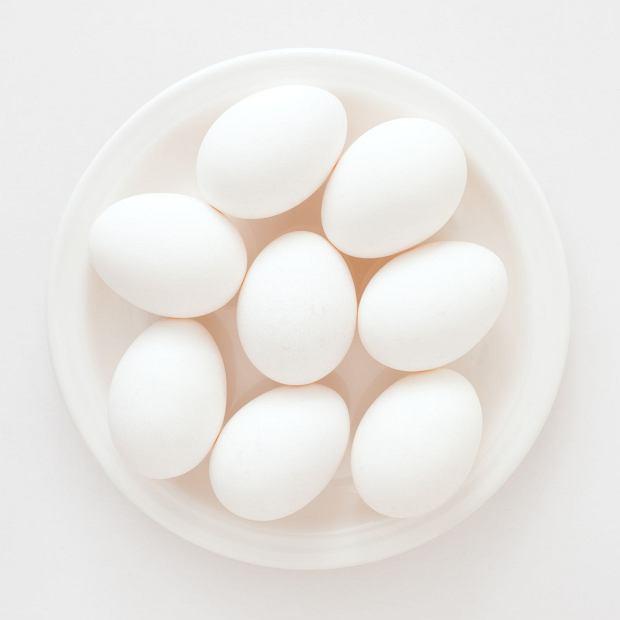 W Stanach Zjednoczonych pożądane są wyłącznie jaja o białej barwie skorupy.
